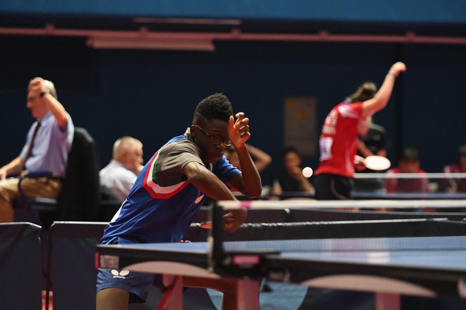 Johnny Oyebode (Foto ITTF)